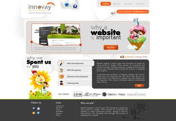 Innovay. site by radzad