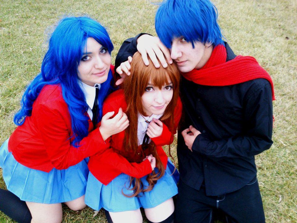 Taiga Ryuuji and Ami Cosplay 3 by DEATHNOTE---L on DeviantArt