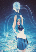 Sailor Neptune Cosplay by DEATHNOTE---L