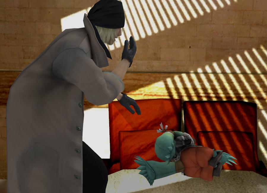 Having a murder wish, aren't you by KairiRatten