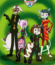 Dreamkeepers as The Psychonauts
