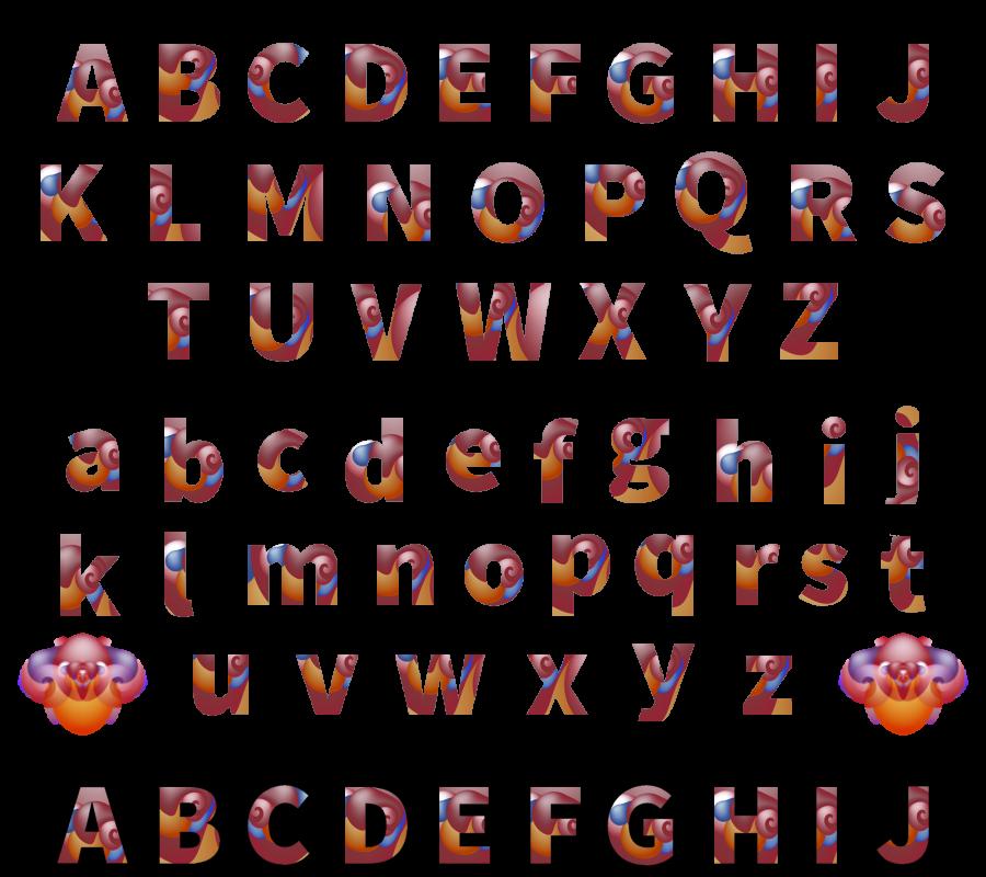 Letter Font Copy And Paste.Alphabet Fonts Copy Paste Alphabet Image And Picture