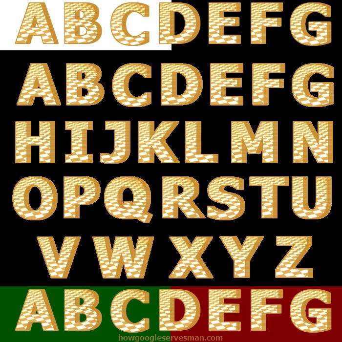 Letter Font Copy And Paste.Cut Copy Paste Alphabet Letters Fonts 3 By Leonardv2 On