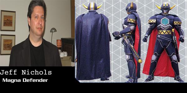 Magna Defender Jeff Nichols by VoltronZ1