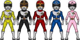 Dai Sentai Goggle V by ztyran
