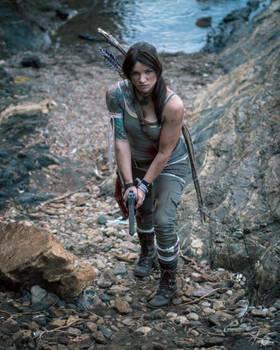 Lara Croft  Tomb Raider - Birth of the Tomb Raider