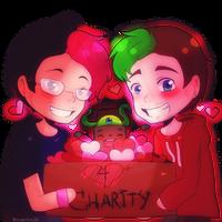 Hearts4Charity by Milk-Addicc