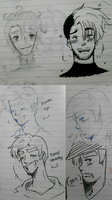 Mark n' Jack sketches-redraw