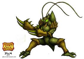 CKC - Ktunu: Defender of China by JAko-M