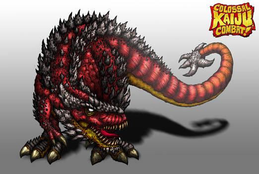 CKC - Thaloch: The Ravager God