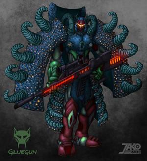 Beast Wars: Gluegun
