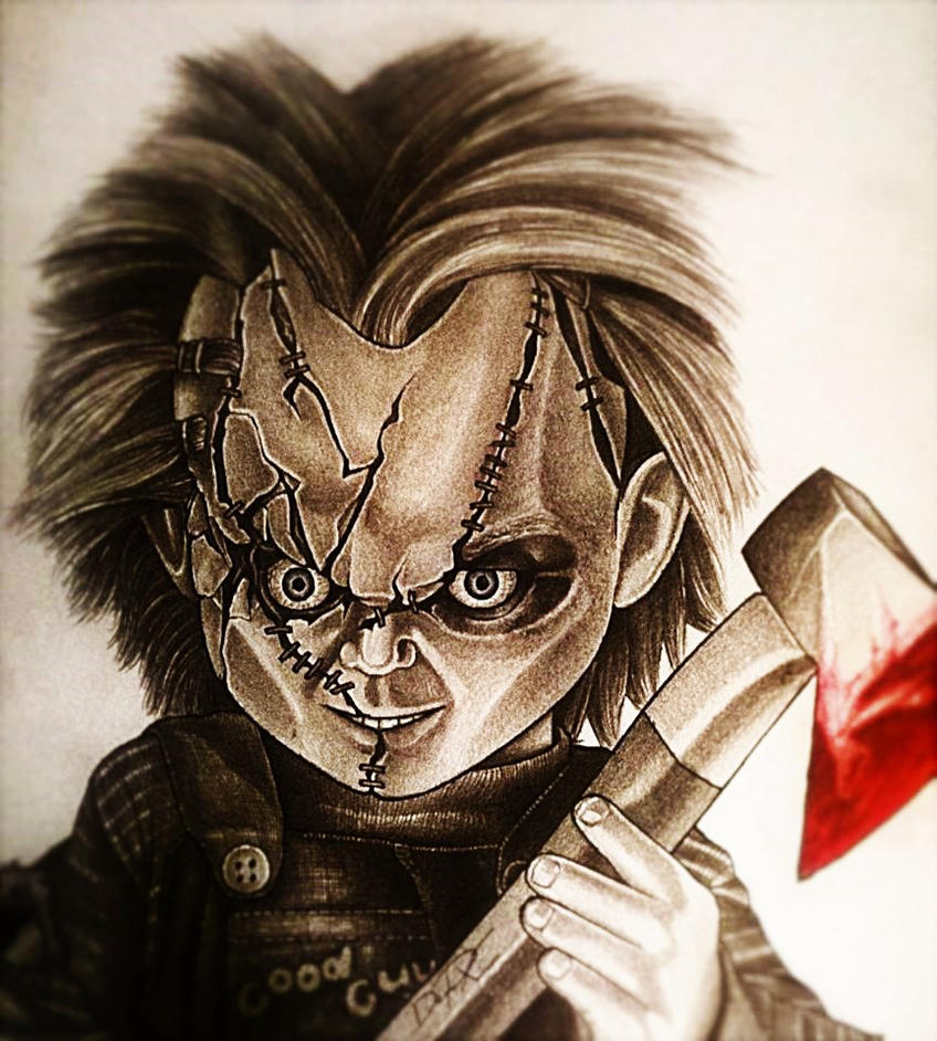 Chucky Wallpapers: Hi, I'm Chucky! Wanna Play? By MrPARX On DeviantArt