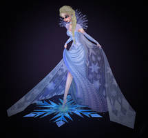 Elsa by LordandGod