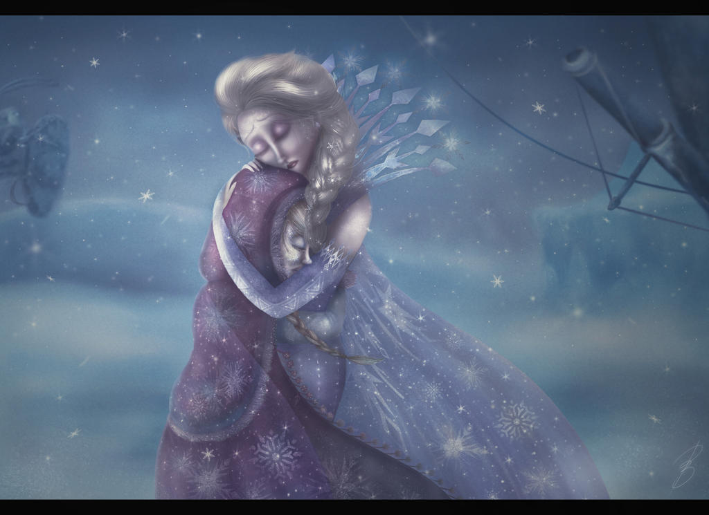Frozen Heart By LordandGod On DeviantArt