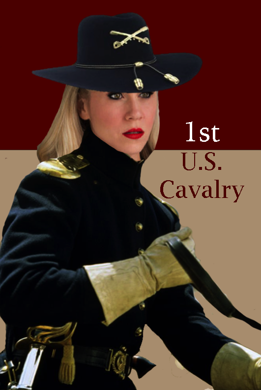 US Cavalry Officer by toht981