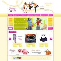 Shopping Cart by preet618