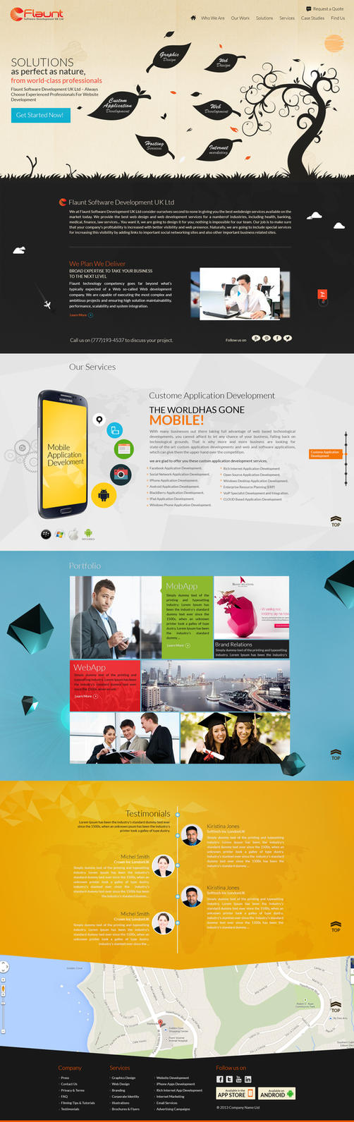 Web Design by preet618