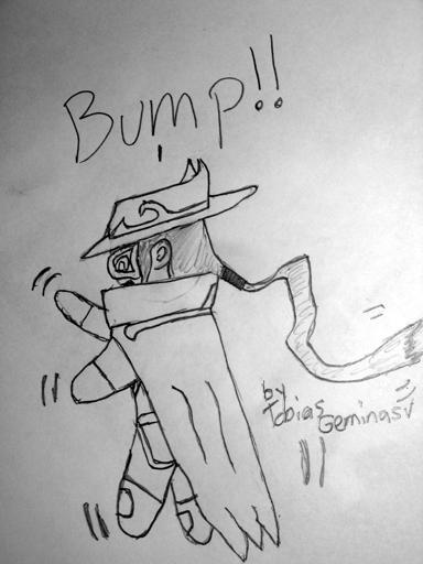 Ginoman Bump by Tobias-Geminasu