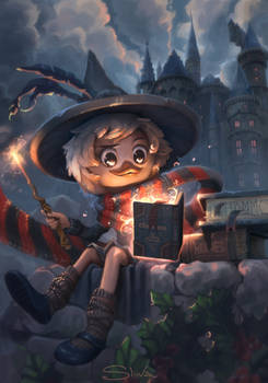 Webby Vanderquack and the Sorcerer's Book