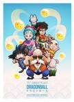 Dragon Ball 30th anniversary fanart