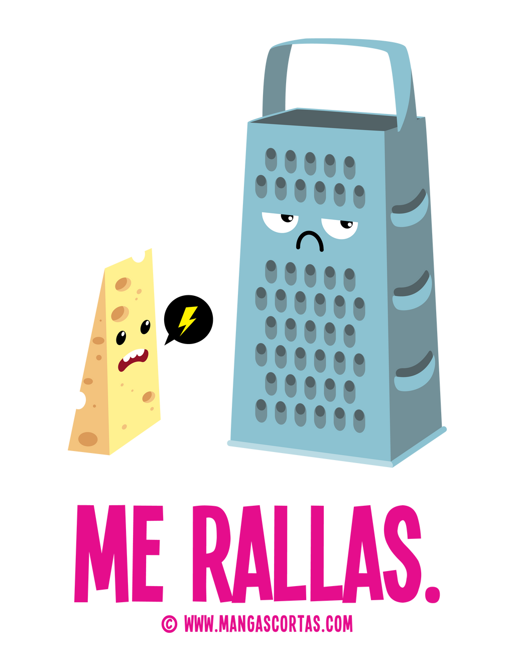 Me rallas by gomitas