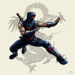 Descendiente del Clan Hayabusa