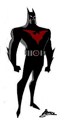 Batman Beyond - Bruce Wayne by Ra7ie1 on DeviantArt