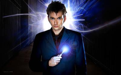 The 10th Doctor by seduff-stuff