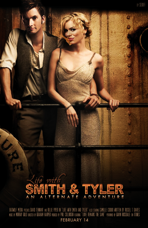 Smith and Tyler Poster by seduff-stuff