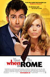 When In Rome Poster - YELLOW