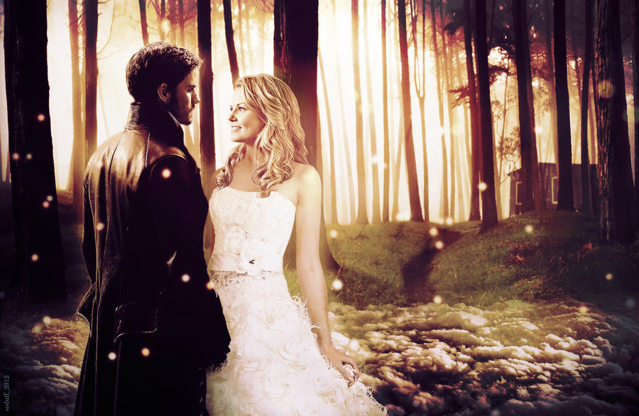 Second Star to the Right ~ Captain Swan