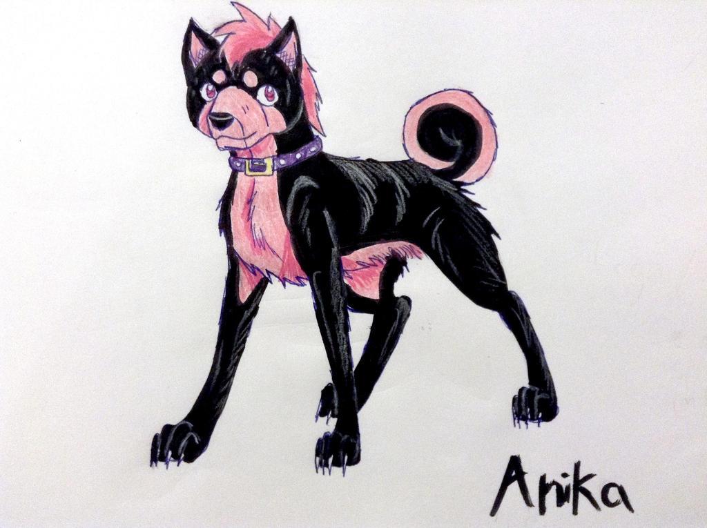 Anika by yugiohfreakXD