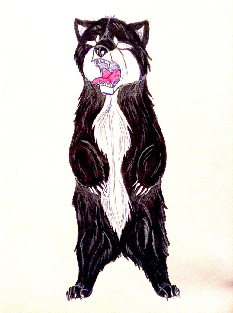 Bear OC?? by yugiohfreakXD