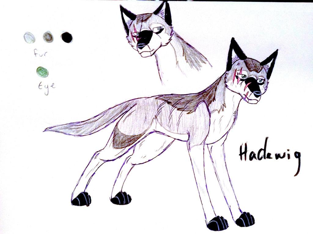 Hadewig by yugiohfreakXD