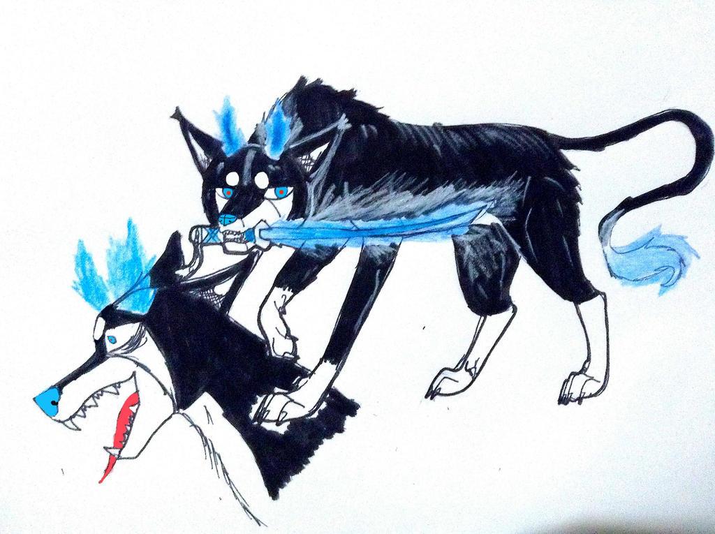 Rin Demon Form by yugiohfreakXD