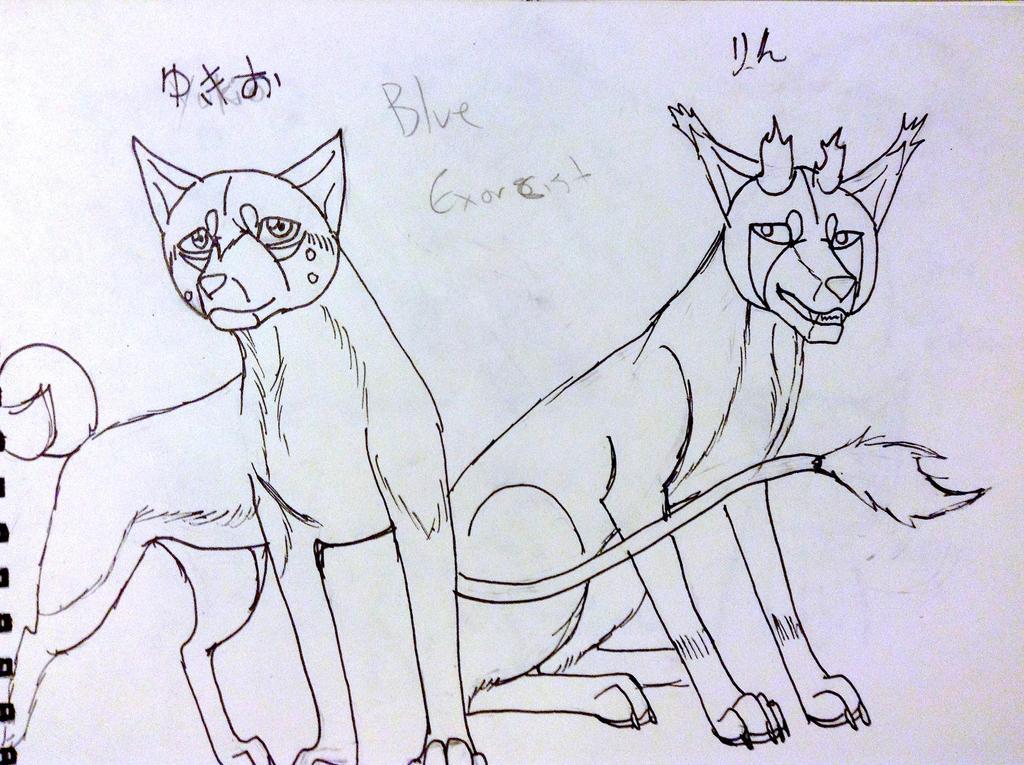 Okumura Brothers by yugiohfreakXD