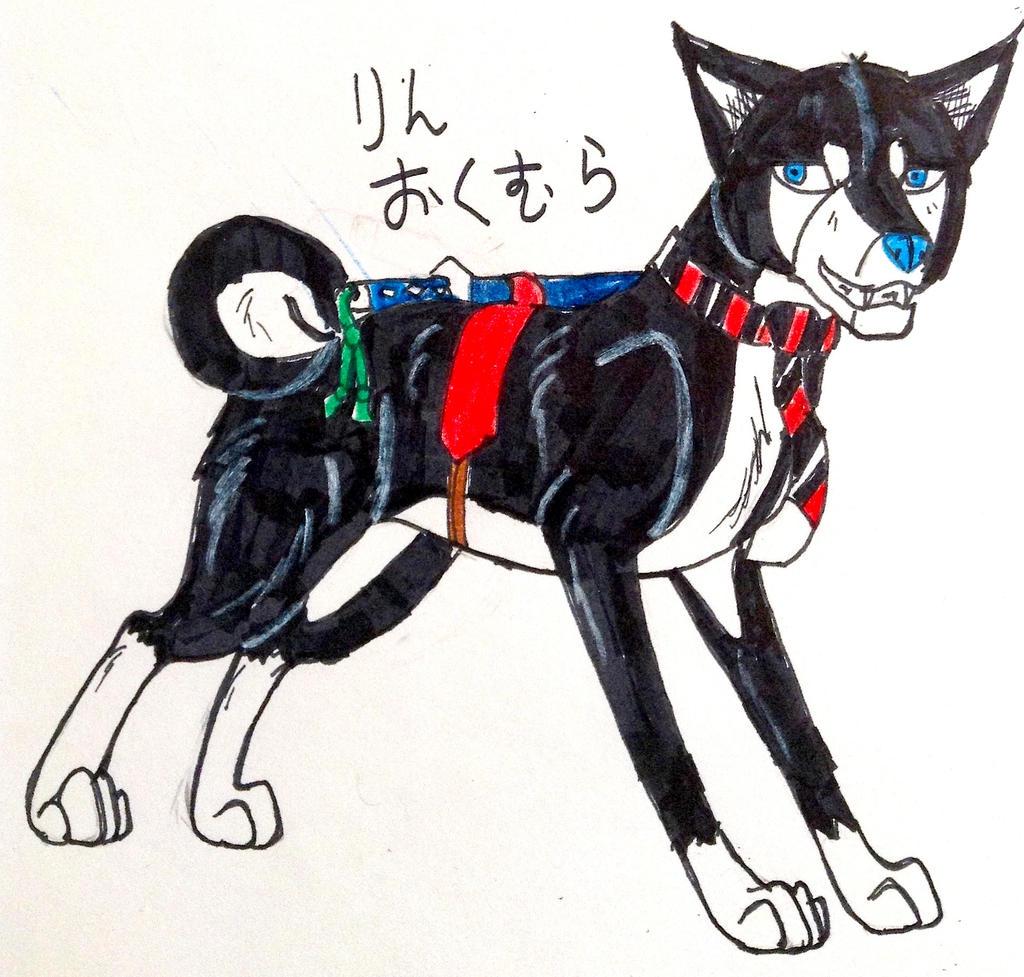 Rin Okumura by yugiohfreakXD