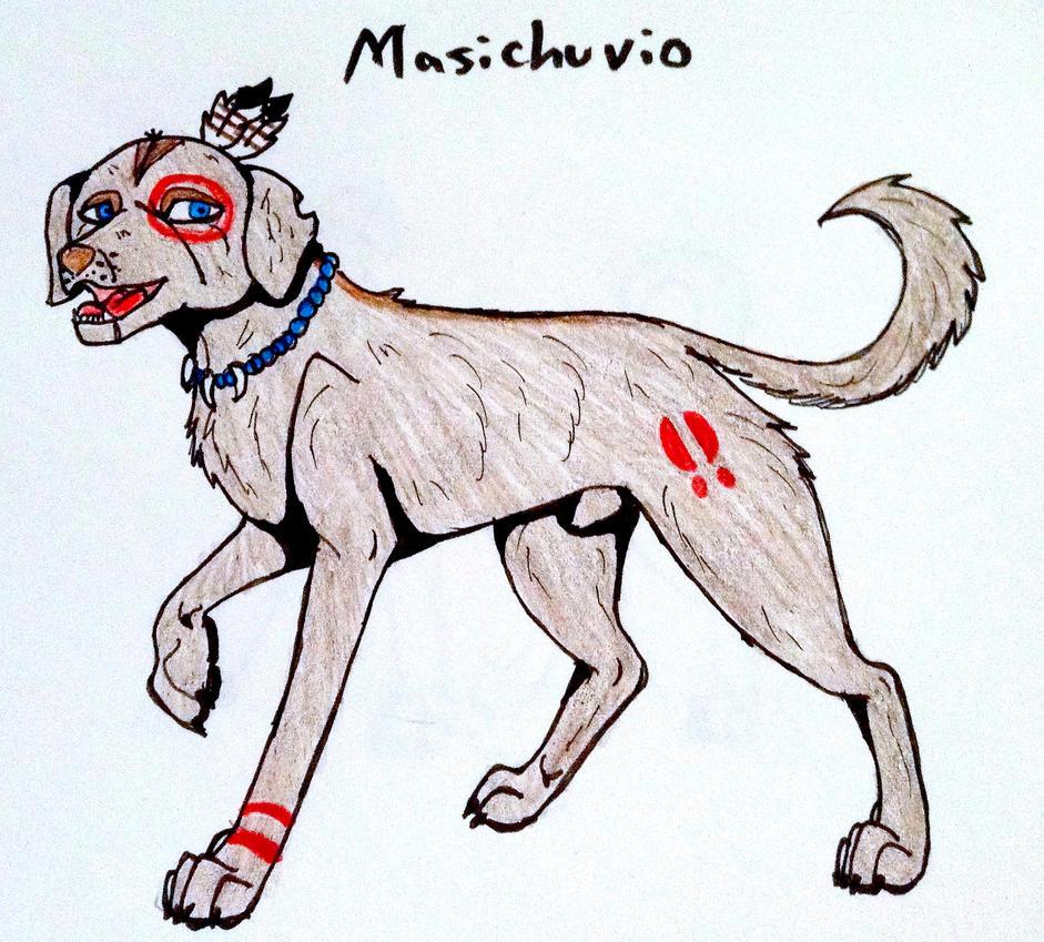 Masichuvio by yugiohfreakXD