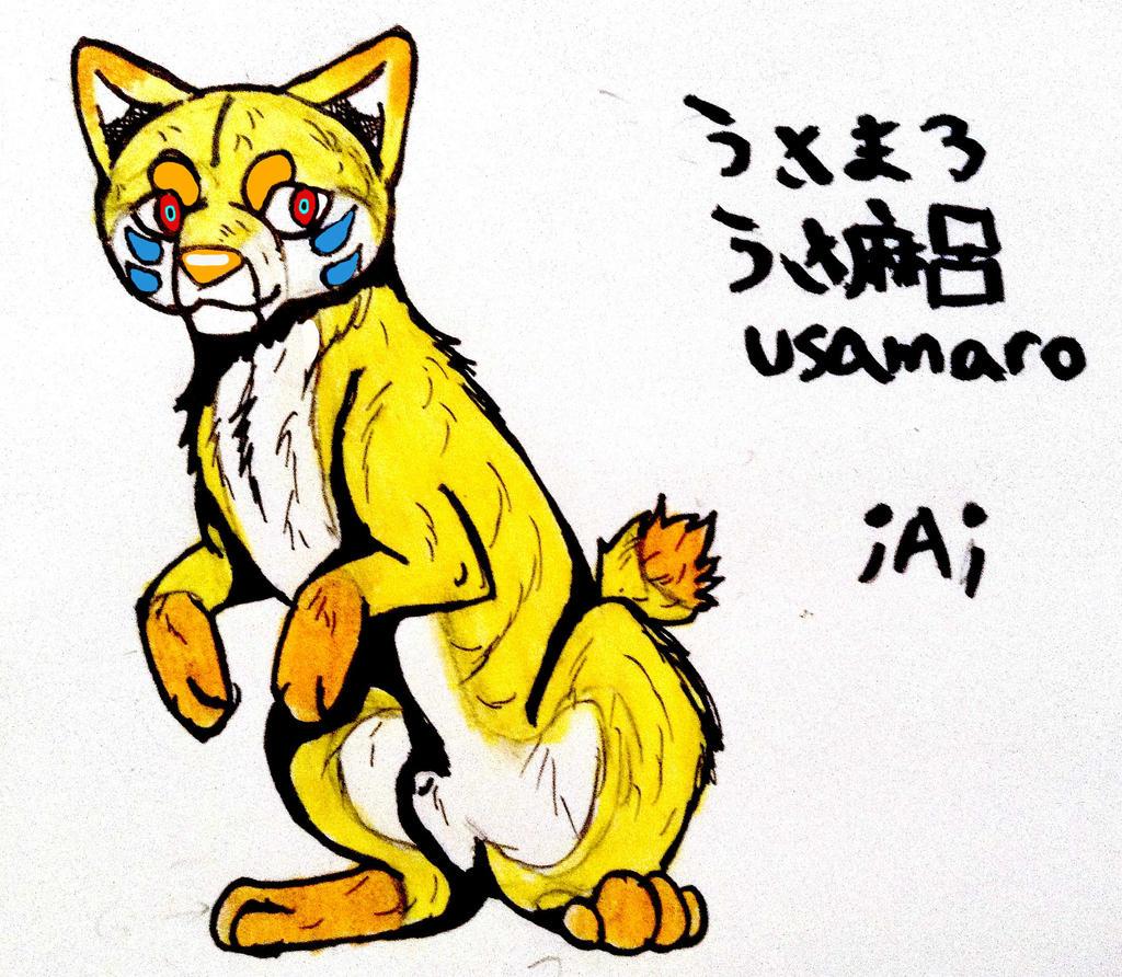 Usamaro by yugiohfreakXD