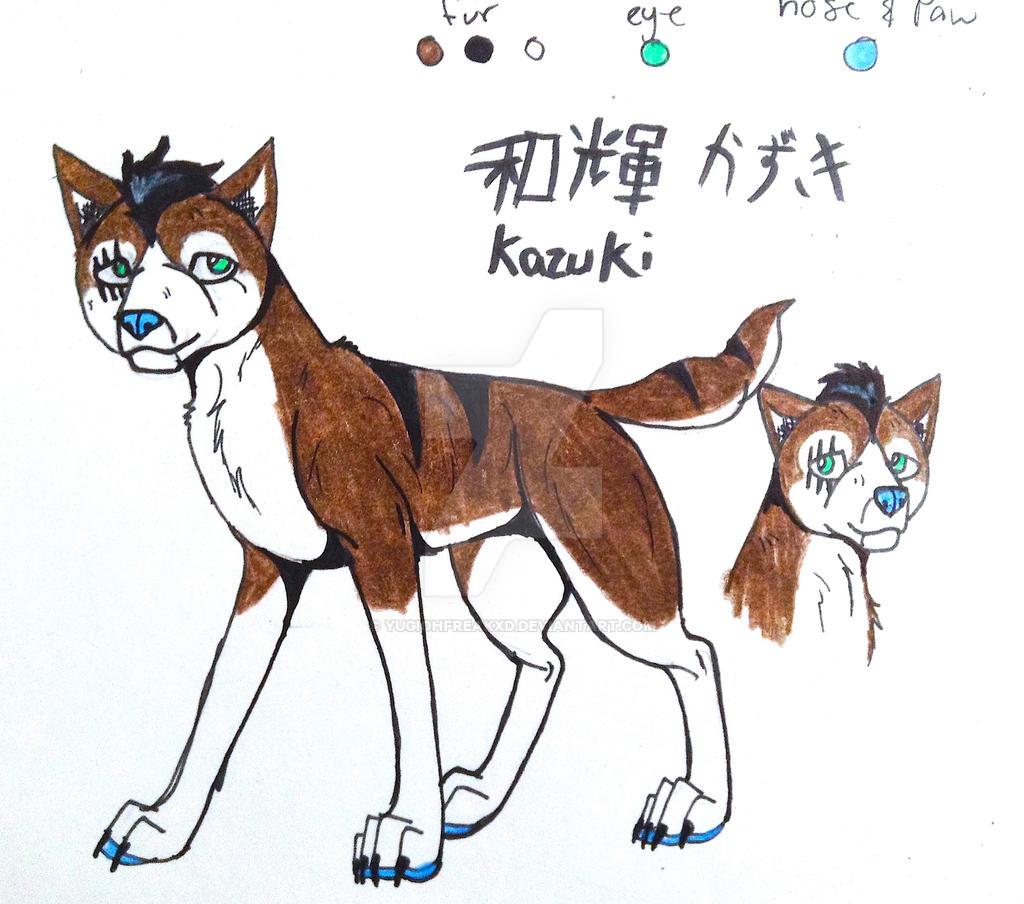 Kazuki by yugiohfreakXD