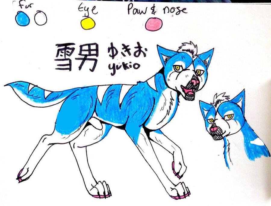 Yukio by yugiohfreakXD