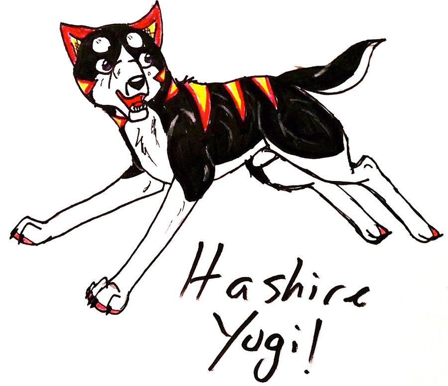 Hashire Yugi! by yugiohfreakXD