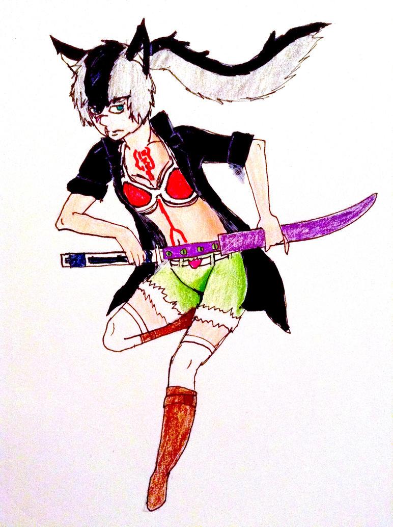 Halloween Contest #1 - HT by yugiohfreakXD