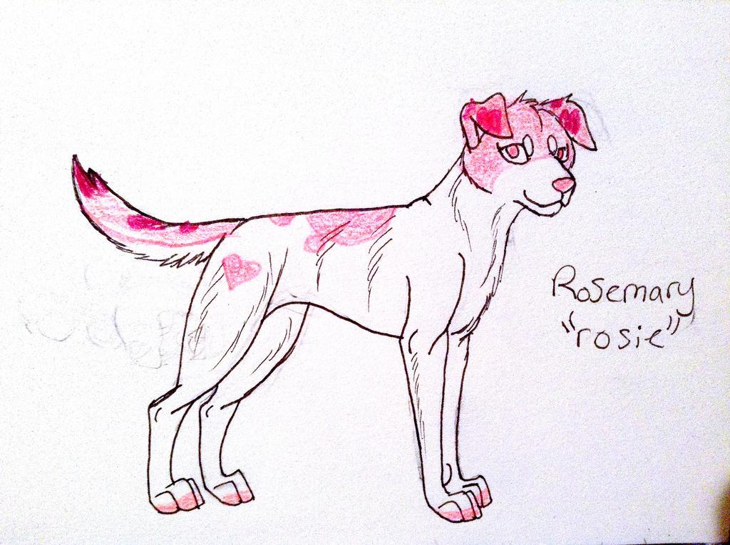 Rosemary by yugiohfreakXD