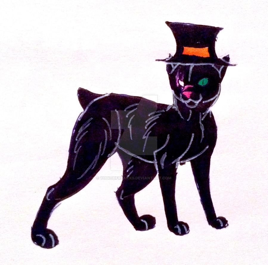 HT-Black Cat by yugiohfreakXD