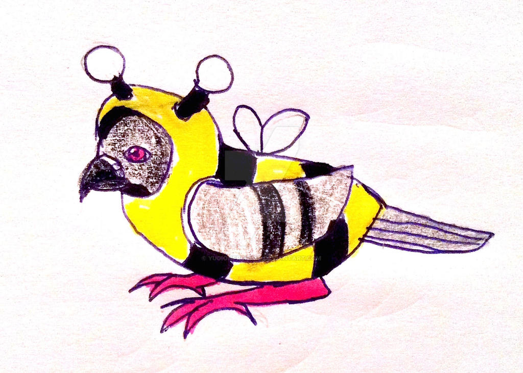 HT-Bumblebee by yugiohfreakXD