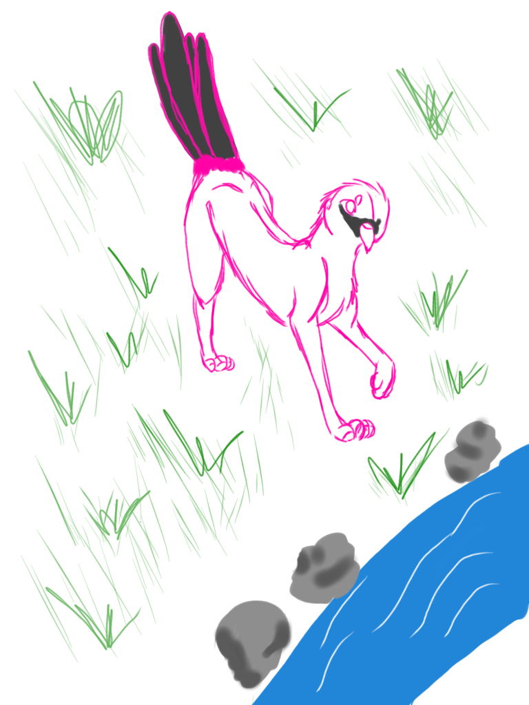 Sketch challenge: Hybrid animal by yugiohfreakXD