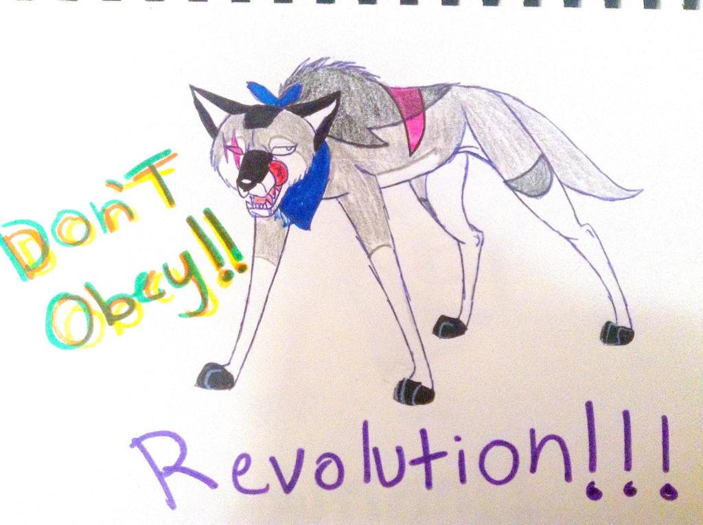 Revolution #2 by yugiohfreakXD