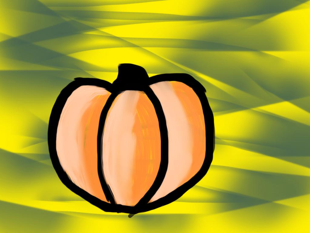 Pumpkin  by yugiohfreakXD