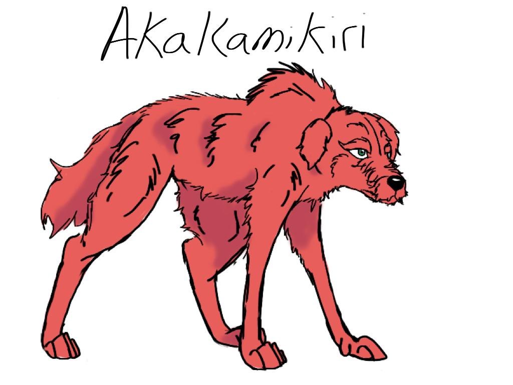 Akakamikiri by yugiohfreakXD